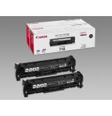 Canon CRG-718BK, 2Pk