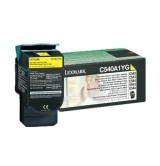 Lexmark C54x, X54x Yellow Return Programme Toner Cartridge (1K)