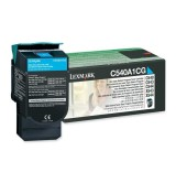 Lexmark C54x, X54x Cyan Return Programme Toner Cartridge (1K)