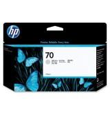 HP 70 130-ml Light Gray Ink Cartridge