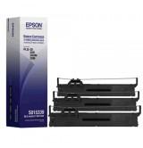 Epson Black Fabric Ribbon 3 Pack PLQ-20/20M