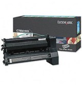 LEXMARK - Оригинална тонер касета C780A1KG