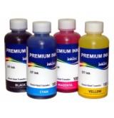 Бутилка с мастило INKTEC за  HP CC640/CC641/No-300/901, Жълт, 100 ml