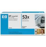 HP - Оригинална тонер касета Q7553X