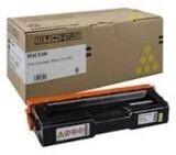 Тонер касета Ricoh SPC252E, 4000 копия, 407534, Yellow
